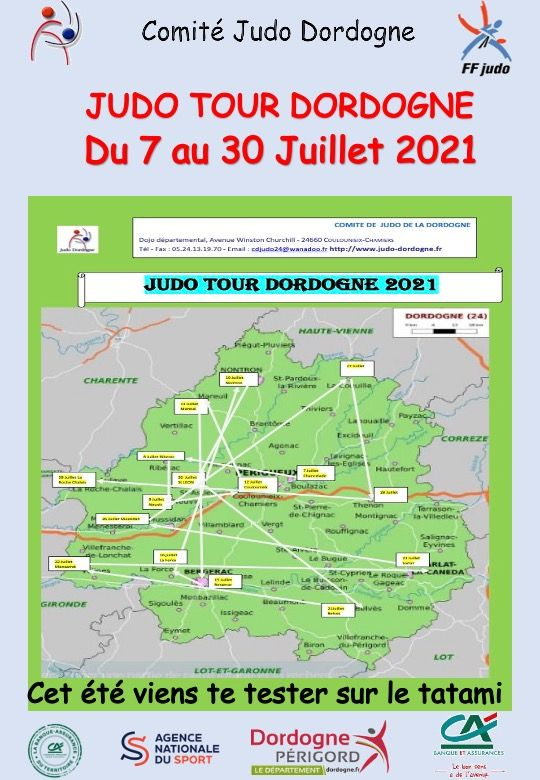 Image de la page 'JUDO TOUR DORDOGNE 2021'