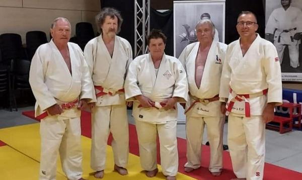 Les haut gradés Néo Aquitains au colloque national de Lalonde les Maures dans le Var